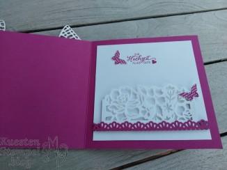 Hochzeit, Schmetterlinge, Labeler Alphabet, Blüten des Augenblicks, Florale Fantasie, Stampin' Up, Kuestenstempel.blog