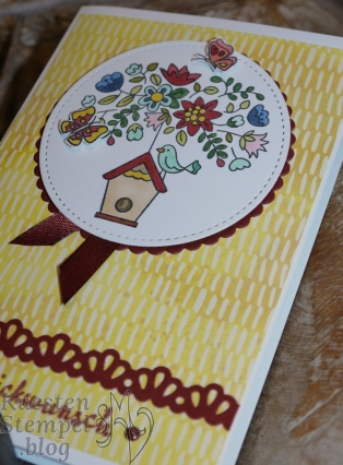 Flying Home, Stickmuster, Wellenkreis, Blütentraum, Dekobordüre, Stampin' Blends, Stampin' Up, Kuestenstempel.blog