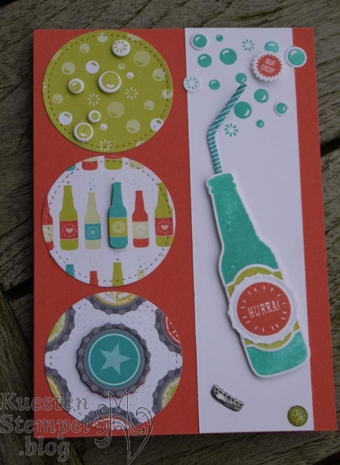 P1340205Designerpapier Einfach spritzig, Auf dich, Einfach erfrischend, Framelits Stickmuster, Stampin' Up, Kuestenstempel.blog