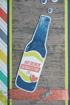 Auf dich, Einfach erfrischend, Tuttifrutti, Einfach spritzig, Holzdekor, Stampin' Up, Kuestenstempel.blog