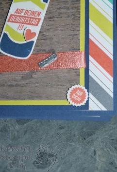 Auf dich, Einfach erfrischend, Tuttifrutti, Einfach spritzig, Perfekter Geburtstag, Holzdekor, Stampin' Up, Kuestenstempel.blog