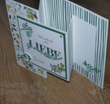 P1340354Beste Wünsche, Blütentraum, Thinlits Blüten Blätter & Co, Stampin' Write Marker, Double Z Joy Fold Card, Designerpapier Allerliebst, Stampin' Up, Kuestenstempel.blog