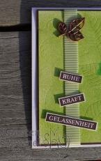 Kraft der Natur, Framelits Starke Wurzeln, Blattschmuck, Stampin' Write Marker, Stampin' Up, Kuestenstempel.blog