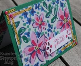 Framelits bestickte Etiketten, Liebevolle Details, Spezialpapier fantastisch Filigran, Designerpapier Garten-Impressionen, Stampin' Up, In_K_Spire_me, Kuestenstempel.blog
