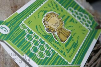 Stempelhausaufgabe, Thinlits Palmengarten, Lagenweise Quadrate, Tierische Glückwünsche, Framelits Tierisch süß, Traumhaft Tropisch, Machendraht-Akzente, Aus der Kreativwerkstatt, Klitzekleine Grüße,Stampin' Up, Kuestenstempel.blog