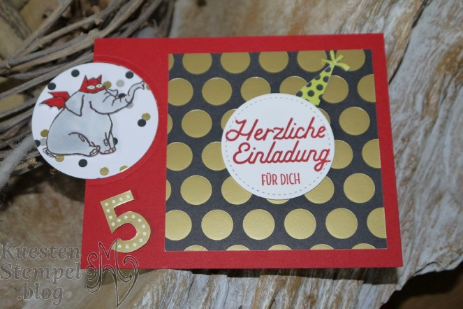 Trick or Tweet, Landleben, Besonderes Designerpapier Broadway, Grusskollektion, Blog Hop, Flap Fold Card, Stickmuster, Stampin' Up, Kuestenstempel.blog