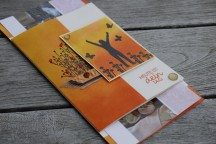 Enjoy Life, Glück per Post, Embossing, Stampin' Up, Kuestenstempel.blog