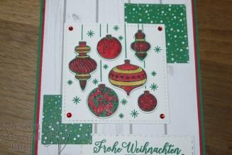 Weihnachtsstern, Wintermärchen, Beautiful Baubles, Designerpapier Hüttenromantik, Designerpapier Weihnachtszeit, Stickmuster, Stampin' Write Marker, Stampin' Up, Kuestenstempel.blog