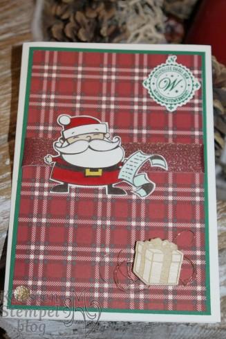 Weihnachtswerkstatt, Weg zum Weihnachtsmann, Hüttenromantik, Bezaubernder Baumschmuck,Sternenhimmel, Weihnachten, Stampin' Up, Kuestenstempel.blog
