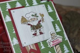 Heiter bis weihnachtlich, Designerpapier Hüttenromantik, Stickmuster, Weihnachtswerkstatt, Designerpapier Weihnachtswerkstatt, Framelits Fromen Weg zum Weihnachtsmann,Weihnachten, Stampin' Up, Kuestenstempel.blog