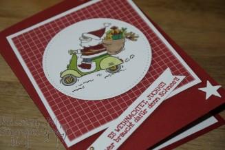 Heiter bis weihnachtlich, Designerpapier Hüttenromantik, Stickmuster, Weihnachtswerkstatt, Designerpapier Weihnachtswerkstatt, Framelits Fomen Weg zum Weihnachtsmann,Weihnachten, Stampin' Up, Kuestenstempel.blog