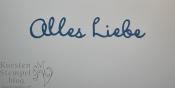 Crackle Paint, Gut gesagt, Bestickte Etiketten, Große Buchstaben, Klitzekleine Grüße, Labeler Alphabet, Perfekte Pärchen, Stampin' Up, Kuestenstempel.blog