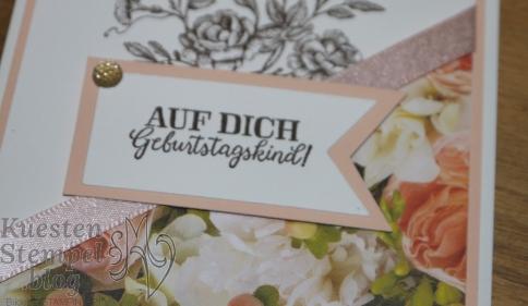 Blütenpracht, Geburtstagsmix, Wahrlich Vintage, Stampin' Up, Kuestenstempel.blog
