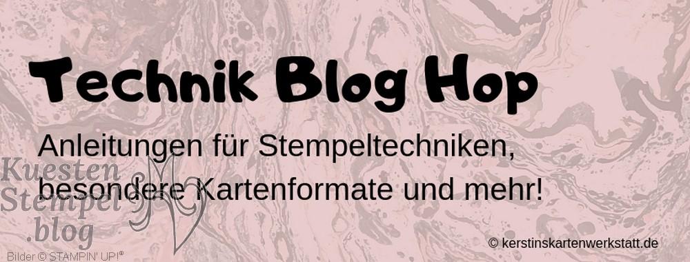 Technik Blog Hop, Floating Frame Technique, Tropenflair, Kraft der Natur, Schwärme voll Glück, Schmetterlingsduett, Anleitung, Stampin' Up, Kuestenstempel.blog
